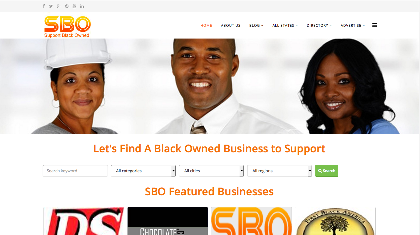 SupportBlack Owned.com